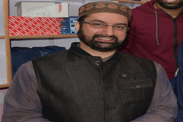 Mirwaiz among top 5 influential persons in sub-continent