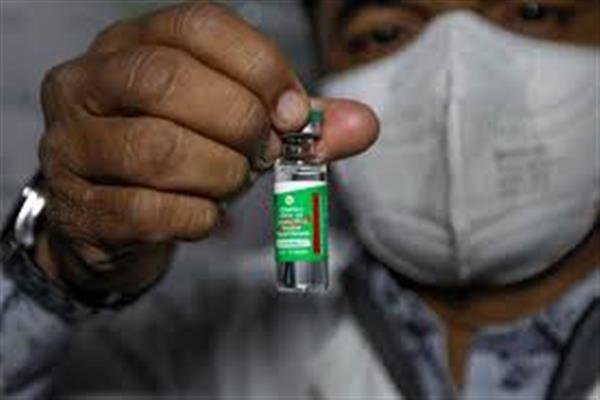J&K to start Covishield vaccine programme