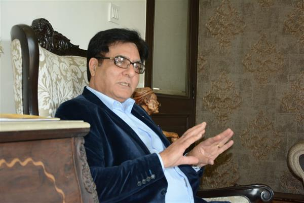 Security Scan: 'Comprehensive Kashmir Policy indispensable for peace': Kuldeep Khoda