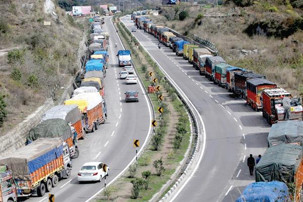 Amarnath Yatra and Civilian Traffic Ban Asymmetric
