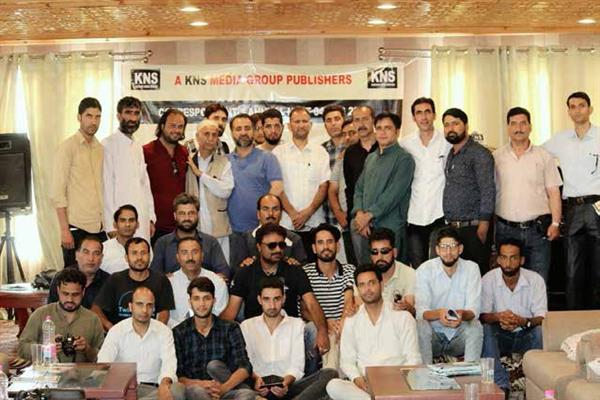 KNS Media Group holds Correspondent's Annual meet