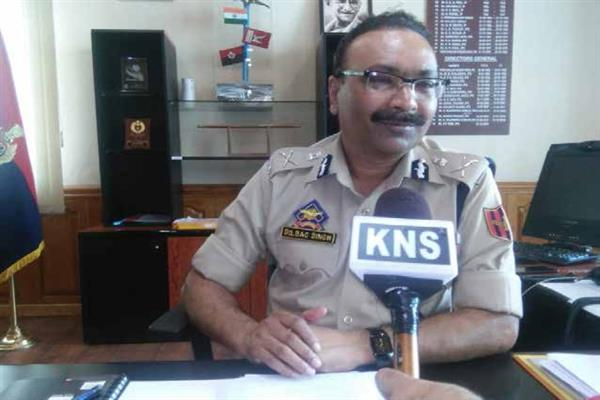 Show self restraint: DGP