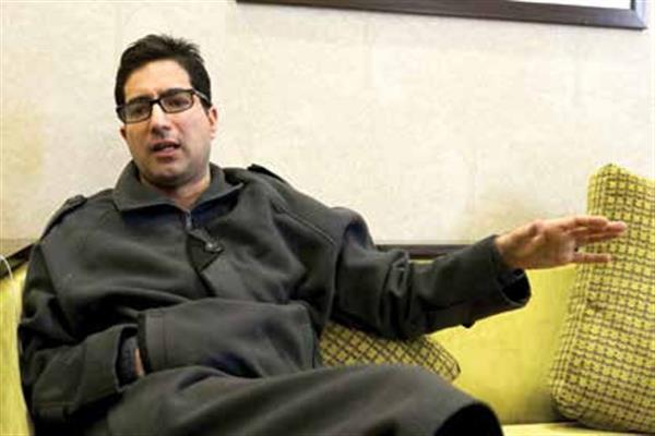 Is Shah Faesal the last hope of JK