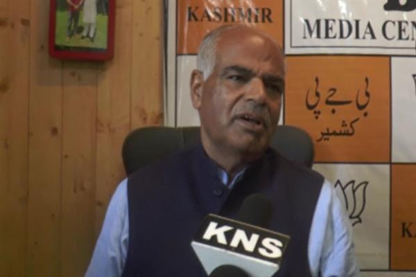 'Abrogation of Article 370 and 35A is Cementing Force of BJP', Says Ashok Koul