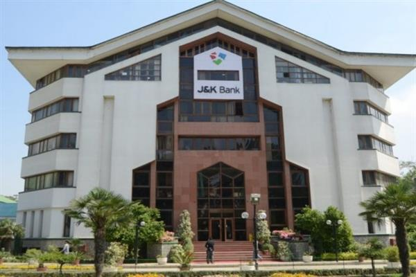 Politics debunks banking in J&K Bank