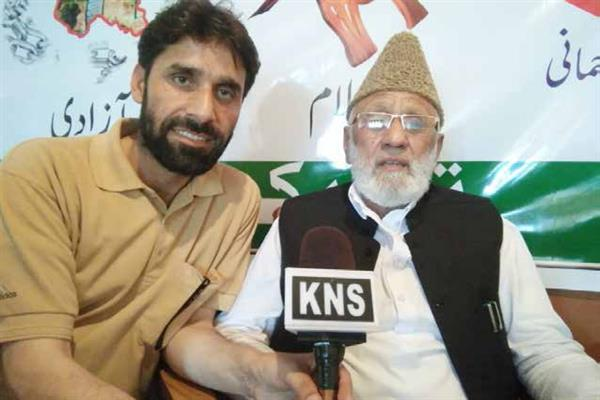 'New Delhi hell bent to change demography of J&K'