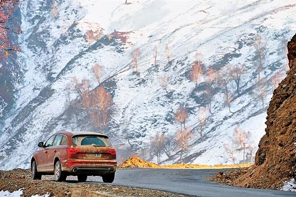The  Mughal  Road: A Superb Tourist Attraction
