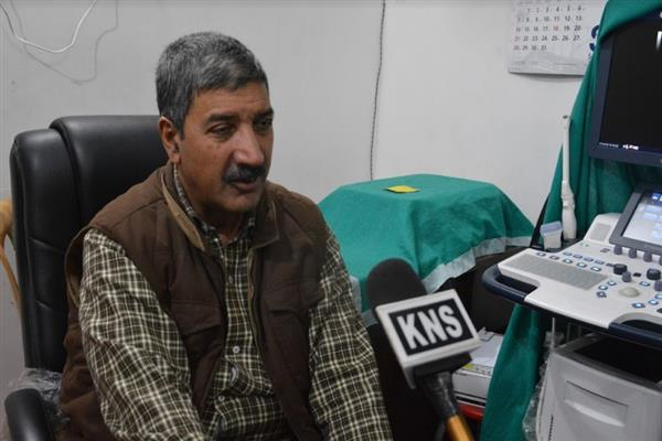 Stomach cancer more rampant in Kashmir, Ladakh than Jammu: Top Kashmir Gastroenterologist