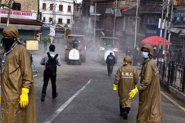 SMC intensifies fumigation drive