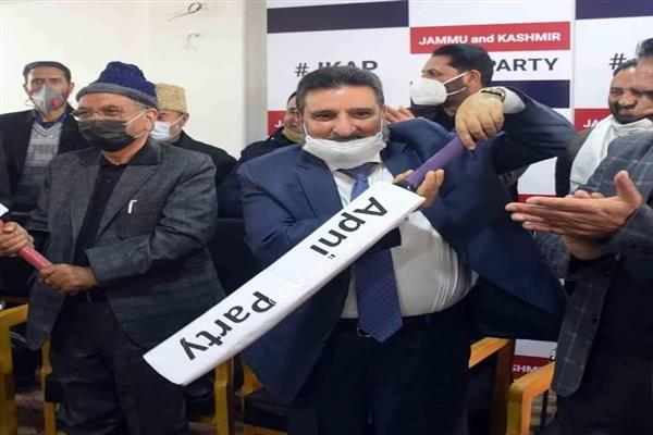 Altaf Bukhari bats for job creation policy