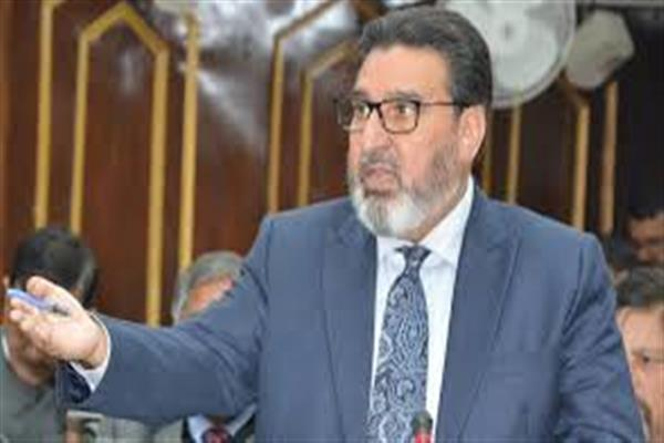 Bukhari seeks unemployment package for J&K Youth